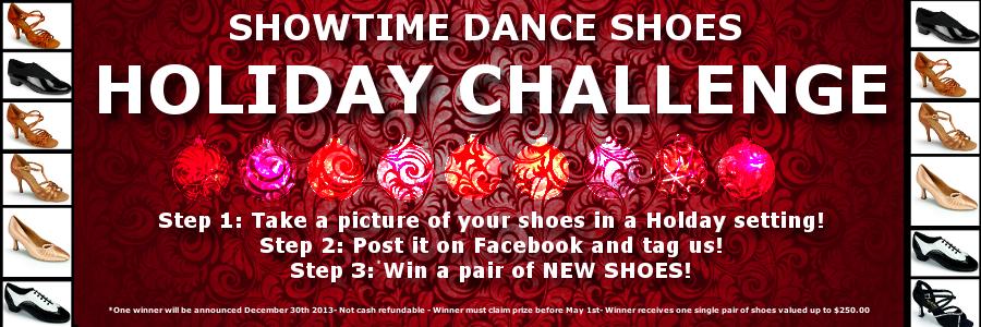 Showtime Dance Shoes